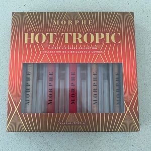 Morphe Hot Tropic Lip Gloss Set